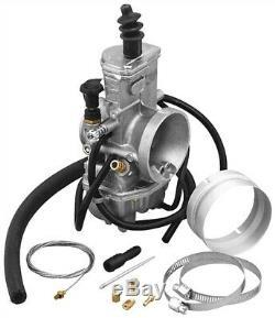Mikuni TMX 38mm 38 mm Carb Carburetor Kit Radial Flat Slide CR YZ KX TMX38-27-K