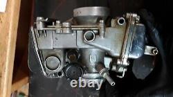 Mikuni vm34 flatslide carburetors