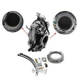 Motorcycle Carburetor Replace For Mikuni Model Carburador HSR 48mm For HARLEY