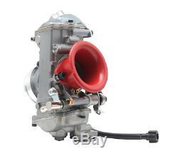 Motorcycle Keihin FCR 37mm Carb Flatslide Carburetor FCR37 KTM XR DR KLX400 CRF