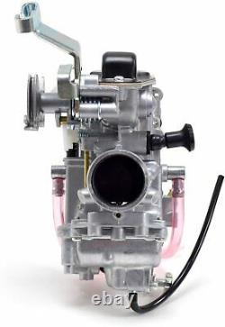 NEW! Genuine Mikuni TM33-8012 flat slide carburetor 33mm (TM33-8012)