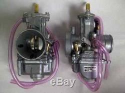 NEW KTM 85 SX 85SX Carburetor / Genuine Keihin PWK 28 mm Flat D Slide 50 65 105