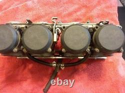 NEW PRICE 1986 Kawasaki ZX1000 Ninja K212-2. Flat slide carburetors carbs