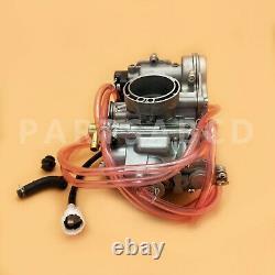 New FCR MX 39 Flatslide Carburetor for YAMAHA WR426F WR400F WR450F Carb