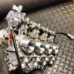 New Keihin Fcr 35 Flatslide Carburetors Tps Yzf R6 Yamaha 600 Mini Sprint Micro