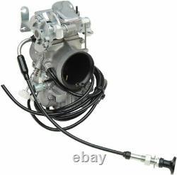 New Mikuni TM 40 TM40 Series 40mm Universal Flat Slide Carburetor For MX ATV