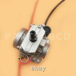 New Mikuni TM34 Flat Slide 34mm Carburetor Spigot TM34-2 34mm 42-6100 TM-34