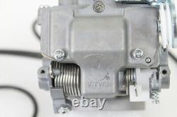 OKO 42mm Flatslide Carburetor Natural fits Harley-Davidson