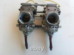 Polaris Mikuni TM40 40mm Flatslide Snowmobile Carburetor with TPS