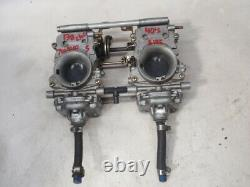 Polaris XC SP 700 800 Snowmobile Engine Mikuni Flatslide Carburetors Carbs