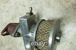 Posa fuel flat slide carb carburetor complete