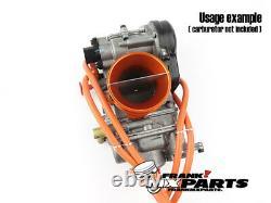 Powerblade Keihin FCR MX flatslide carburetor Power Now 35 37 39 41 NEW UPGRADE