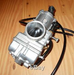 Quad Racer 250,500 Quadzilla Lt250r Lt500r Mikuni Tmx 38 Flat Slide Carburetor