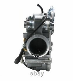 Racing Motor Bike Carb HSR 45mm Carburetor For HARLEY FLHR FLHFB FLHT
