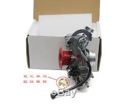 Racing Motorcycle FCR Flatslide Carburetor FCR39 KTM XR DR KLX400 CRF450/650