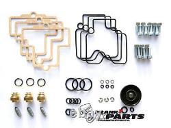 Rebuild kit 1 Keihin FCR 39 flatslide carburetor Triumph Speed Triple repair NEW
