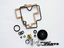 Rebuild kit 4 Keihin FCR carburetor / Suzuki DRZ 400 DR-Z400 repair 39 flatslide