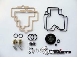 Rebuild kit Keihin FCR 41 flatslide carburetor Yamaha TDM 850 repair o-ring