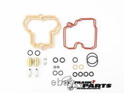 Rebuild kit dual Mikuni TDMR 40 flatslide carburetor Ducati SuperSport Monster