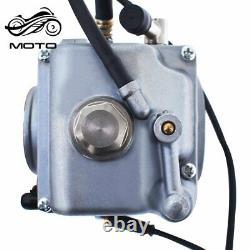 Smoothbore Carburetor Fit For HSR45 45mm Carb Harley EVO Twin Cam TM45-2K USA