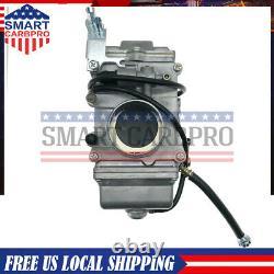 Smoothbore Carburetor For Hsr45 45mm Carb Harley Evo Twin Cam Tm45-2k New
