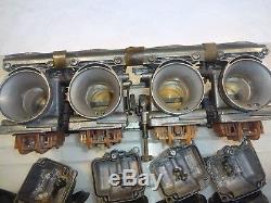 Suzuki 88 89 GSXR750 GSX-R750 Mikuni Flatslide Slingshot Carb Carburetor