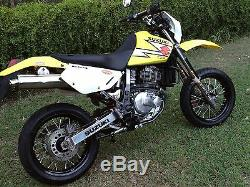 Suzuki DR650 Mikuni Carburetor, TM42-6 42mm Flatslide Pumper Kit