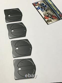 Suzuki DRZ 400 400E OEM FLAT SLIDE Carburetor / NEW Throttle Valve Slide Plate L