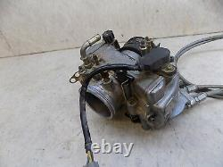 Suzuki DRZ400 39 mm Flat Slide Carb Carburetor DRZ 400S S 2001