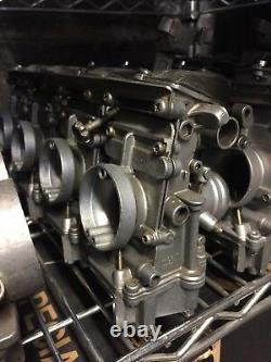 Suzuki GSX-R750 GR71G Mikuni flat slide Carburetors VM29SS SLINGSHOT GSX-R1100