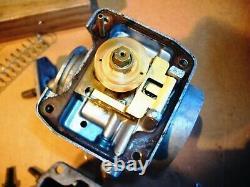 Suzuki RM125 Mikuni 34mm flat slide carb carburetor 13200-01B00 1984-88