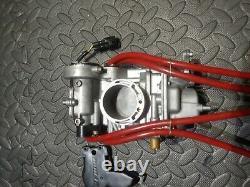 Suzuki RMZ450 RMZ 450 Carburetor Carb 2007 fcr40mx flatslide