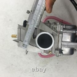 TM32 TM 32mm 32 mm Flat Slide Smoothbore Carb Carburetor TM32-1 replace mikuni