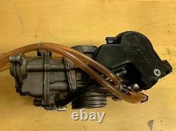 Used Ktm Fcr Flat Slide Carb Carburettor 39251 Awg09