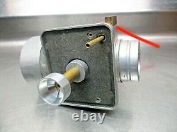 Vintage Ei Flat Slide Carburetor 32mm Edmonston International Corp 3709469