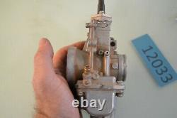 Vintage Mikuni T34 02E 40mm 58mm Flat Slide Performance Carburetor carb