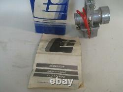 Vintage NOS 36mm Ei Flat Slide Carburetor Edmonston International Corp