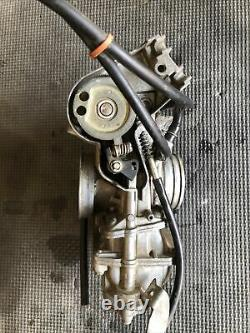 Yamaha Yz426f Yz426 WR400 2000 Keihin FCR Carburetor Carb Flat Slide Yz400f- C